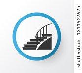stairs icon symbol. premium...   Shutterstock . vector #1311922625