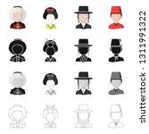 vector design of imitator and... | Shutterstock .eps vector #1311991322