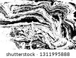black and white liquid marbled... | Shutterstock .eps vector #1311995888
