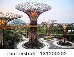 Singapore   March 05  Gardens...