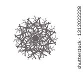 nest of branches | Shutterstock .eps vector #1312022228