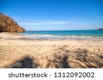 sandy beaches and rugged... | Shutterstock . vector #1312092002