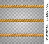 nautical rope. rope marine cord ...   Shutterstock .eps vector #1312097732