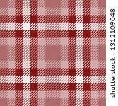 pink tartan check plaid pattern ... | Shutterstock .eps vector #1312109048