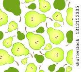 bright seamless pattern... | Shutterstock .eps vector #1312152335