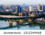 baghdad  iraq   january 20 ... | Shutterstock . vector #1312244468