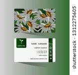 branding identity template... | Shutterstock .eps vector #1312275605