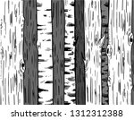 background with trees trunks.... | Shutterstock .eps vector #1312312388