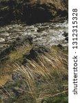autumn mountain river stream...   Shutterstock . vector #1312315328