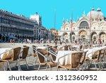 Venice  Italy  Circa August...