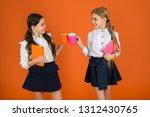 drinking tea while break.... | Shutterstock . vector #1312430765