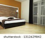 hotel room   condominium or... | Shutterstock . vector #1312629842