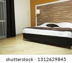 hotel room   condominium or... | Shutterstock . vector #1312629845