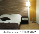 hotel room   condominium or... | Shutterstock . vector #1312629872