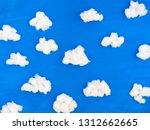 children's art project made... | Shutterstock . vector #1312662665