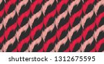 diagonal seamless pattern with... | Shutterstock . vector #1312675595