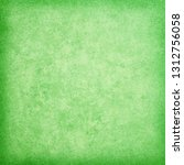 abstract green background... | Shutterstock . vector #1312756058