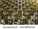wine bottles background ... | Shutterstock . vector #1312892225