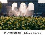 brussels  belgium. april 2018.... | Shutterstock . vector #1312941788