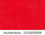 halftone designed abstract... | Shutterstock .eps vector #1313053658