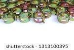 car spring hose clamp | Shutterstock . vector #1313100395