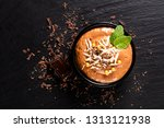 food concept homemade french... | Shutterstock . vector #1313121938