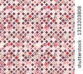 seamless vector pattern.... | Shutterstock .eps vector #1313203808