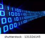 abstract 3d illustration of...   Shutterstock . vector #131326145