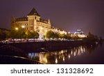 valtava river embankment | Shutterstock . vector #131328692