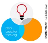 idea light bulb | Shutterstock .eps vector #131331662