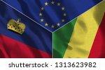 lichtenstein and republic of...   Shutterstock . vector #1313623982