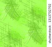 various pen hatches. seamless... | Shutterstock .eps vector #1313732702