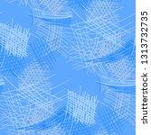 various strokes. seamless... | Shutterstock .eps vector #1313732735