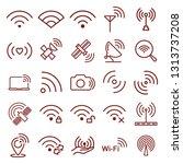 Wi Fi  Wireles. Minimal Thin...