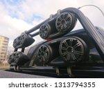 berlin  germany   february 12 ... | Shutterstock . vector #1313794355