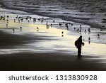 whitby  north yorkshire  uk   9 ... | Shutterstock . vector #1313830928