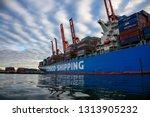 vancouver  bc  canada  ... | Shutterstock . vector #1313905232