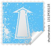 distressed square peeling... | Shutterstock .eps vector #1313930135