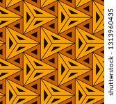 contemporary geometric pattern. ... | Shutterstock .eps vector #1313960435