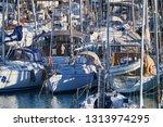 italy  sicily  mediterranean... | Shutterstock . vector #1313974295