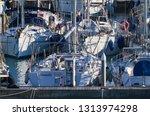 italy  sicily  mediterranean... | Shutterstock . vector #1313974298