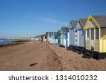 View Along The Beach From...