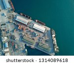 istanbul kadikoy aerial above... | Shutterstock . vector #1314089618