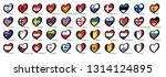 song festival euro songfestival ... | Shutterstock .eps vector #1314124895