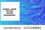 mixture of acrylic paints.... | Shutterstock .eps vector #1314188882