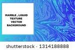 mixture of acrylic paints.... | Shutterstock .eps vector #1314188888