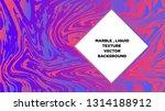 mixture of acrylic paints.... | Shutterstock .eps vector #1314188912