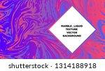 mixture of acrylic paints.... | Shutterstock .eps vector #1314188918