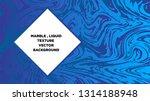 mixture of acrylic paints.... | Shutterstock .eps vector #1314188948