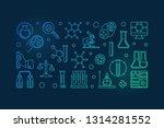 chemistry lab equipment...   Shutterstock .eps vector #1314281552